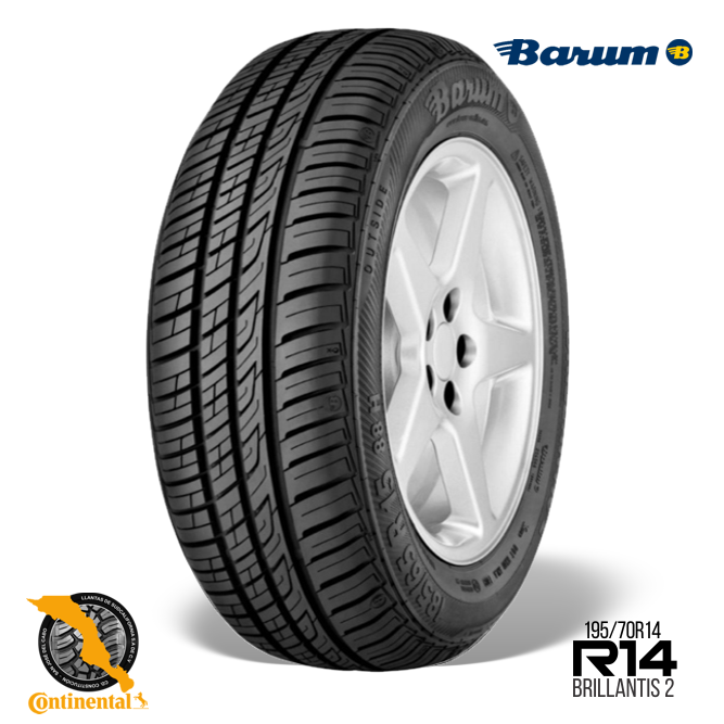 15404300000 1 - Barum Brillantis 2 195/70 R14