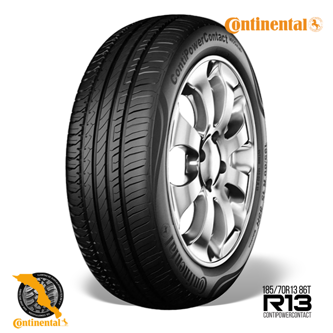 15485680000 1 - Continental ContiPowerContact 185/70 R13